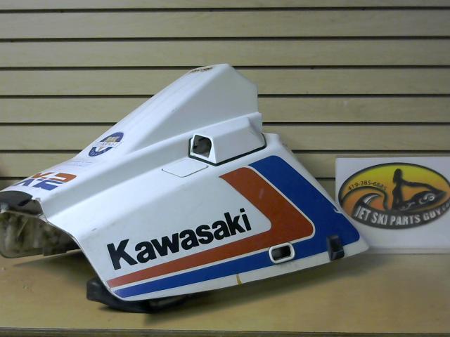 kawasaki 650 x2 engine cover 39066 3705 8c used jetski. Black Bedroom Furniture Sets. Home Design Ideas