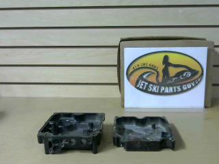 1989 Kawasaki 650 Ts Electrical Box Case 59416 3718 59416 3719