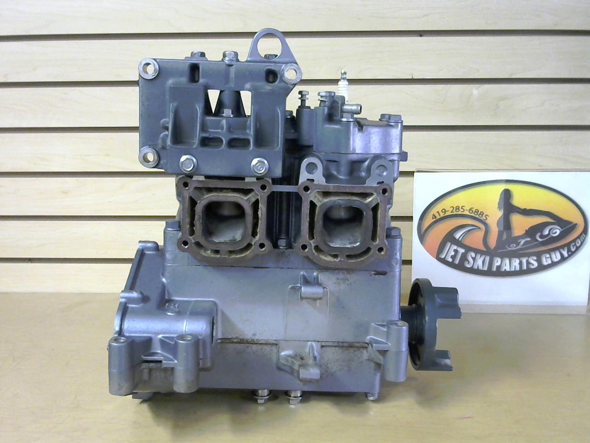 Yamaha Pwc Engines
