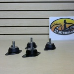 2004 Polaris MSX 110 Motor Mount Set 3021253