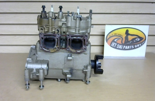 1995 Wetjet Duo 300 Engine 25 - 142 Low Compression Rebuild Ready  9301-0030-00 - Used Jetski Parts - jetskipartsguy com