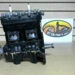 1988 Kawasaki JS 550 Complete Engine 120 x 120 lbs  11005-3703 14001-5265