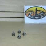 1988 Kawasaki JS 550 OEM Engine Mount  Bolt Set  110R1025
