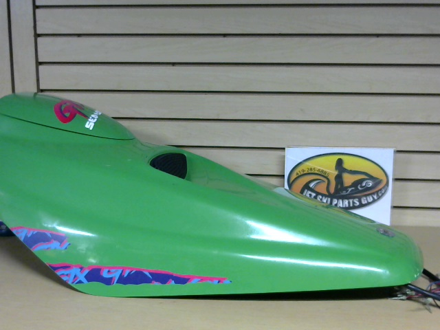 1995 Seadoo GTX 657 Front Hatch Cover With Guages 269500158 - Used Jetski  Parts - jetskipartsguy com