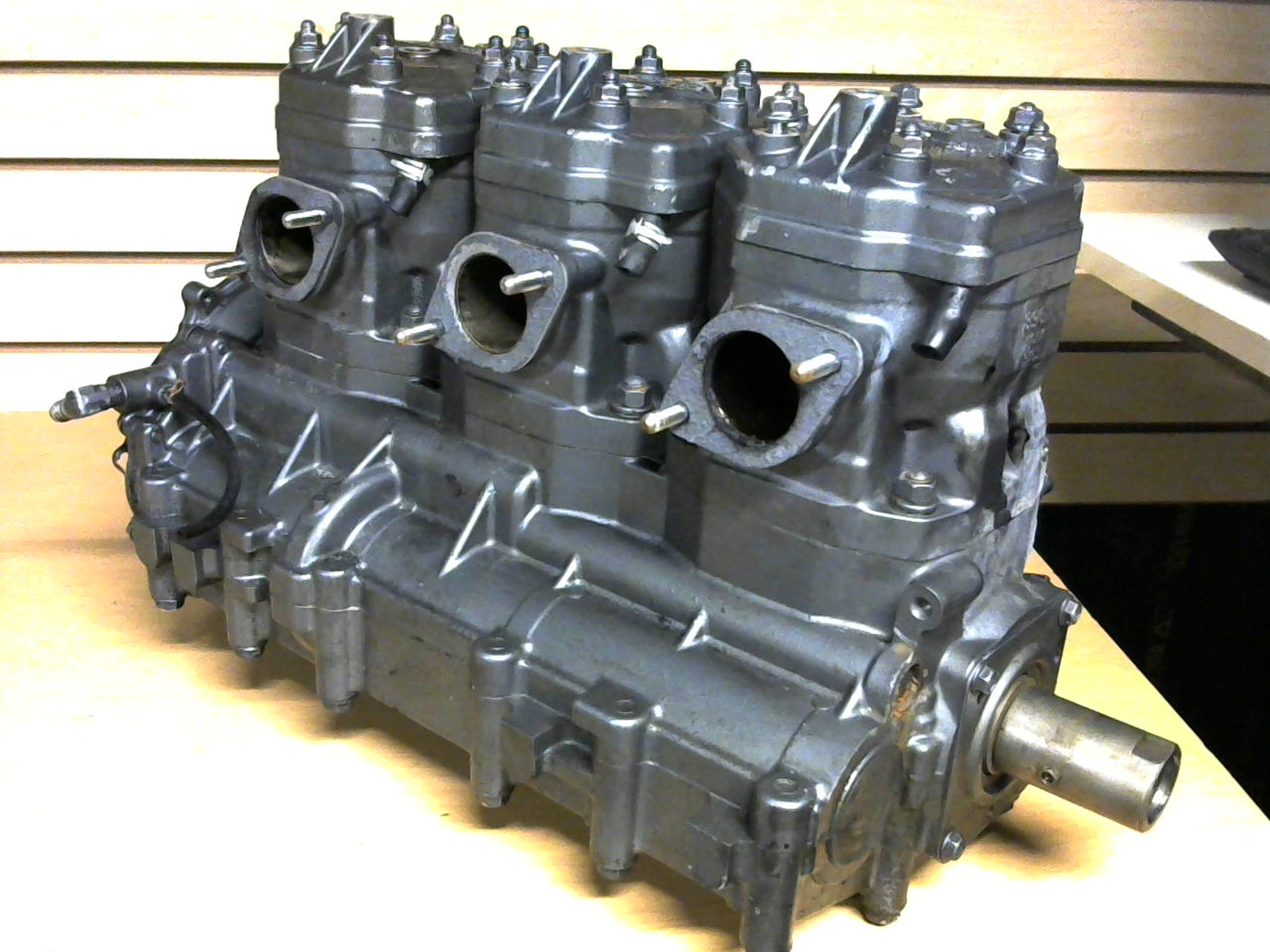 1996 Tigershark Monte Carlo 900 Engine 0662-173-a - Used Jetski Parts