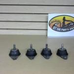 1994 Polaris Engine Mount Damper Set  3110040 9999999
