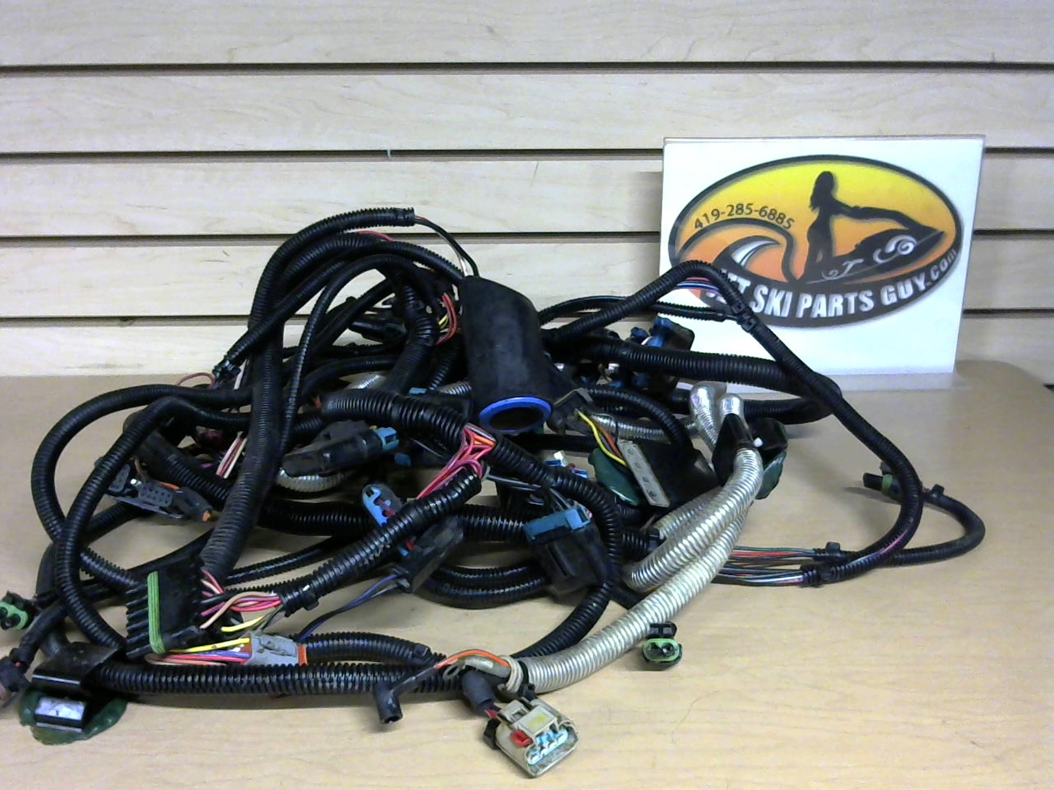2002 Polaris Virage 800 Complete Main Wiring Harness 2461071 Used Cirrus