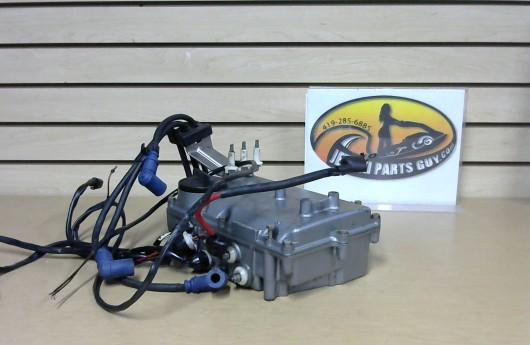 1998 Kawasaki Stx 1100 Electrical Box 21066