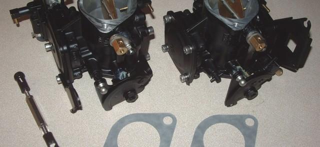 carburetor rebuild