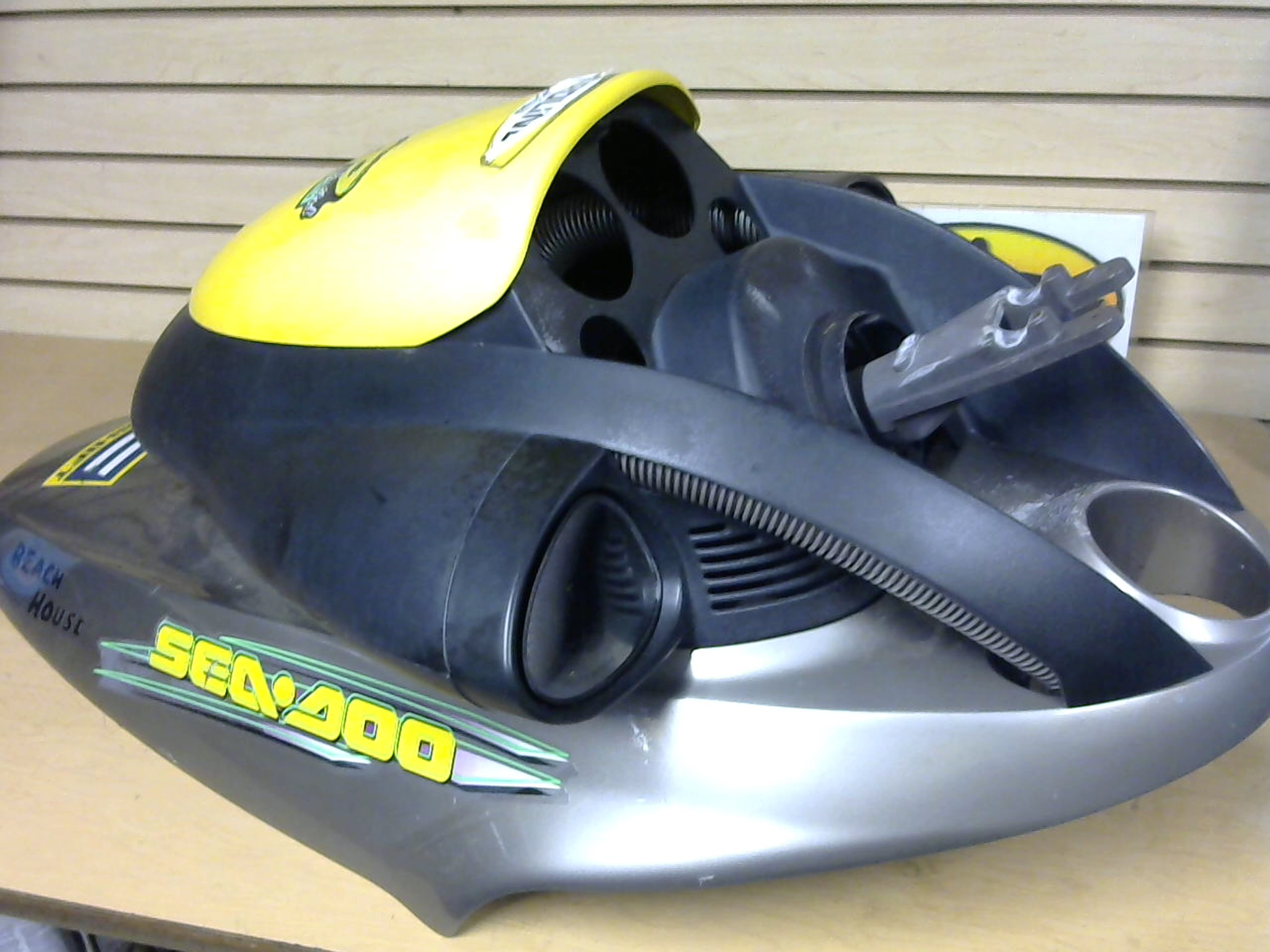 1996 Seadoo Xp >> 1998 Seadoo XP Limited Complete Front Storage Cover 269500328 269700054 - Used Jetski Parts ...