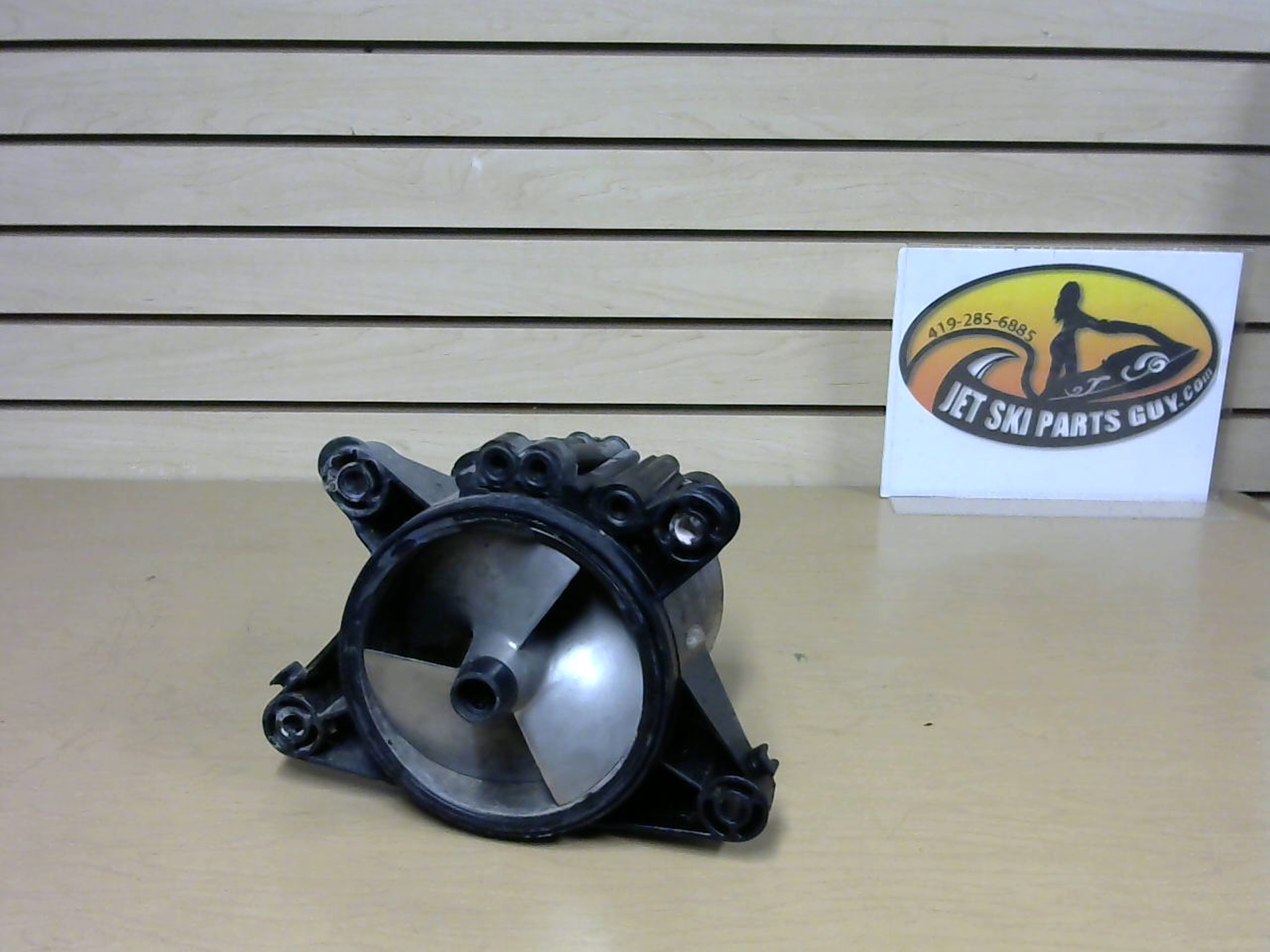 1996 Seadoo GSX 787 Great Condition OEM Jet Pump Impeller Wear Ring  Assembly 271000660 - Used Jetski Parts - jetskipartsguy com