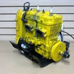 1990 Seadoo GT 587 Engine 130 130 290866599 290995102 290996639 290913286