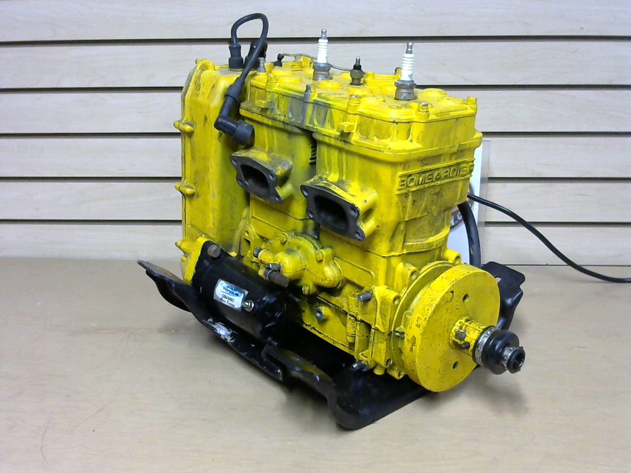 1990 Seadoo GT 587 Engine 130 130 290866599 290995102 290996639 290913286 -  Used Jetski Parts - jetskipartsguy com