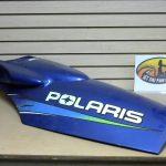 1998 Polaris SLTH 700 Blue Storage Hood Cover 5433030-204