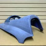 1996 Seadoo GSX 587 Engine Storage Cover with Gauges 269500365