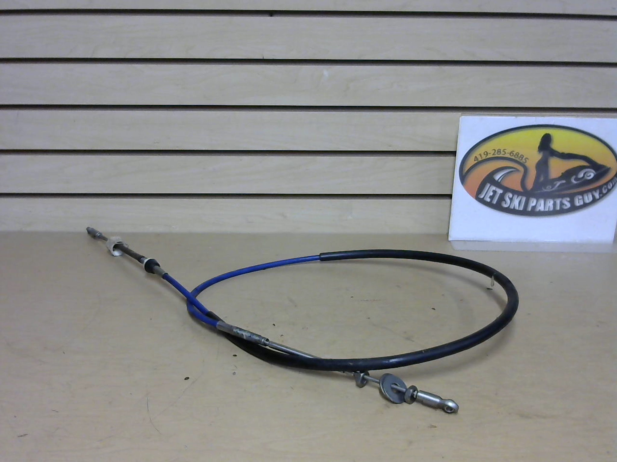 1997 Tigershark Daytona 1000 Steering Cable 1673-355