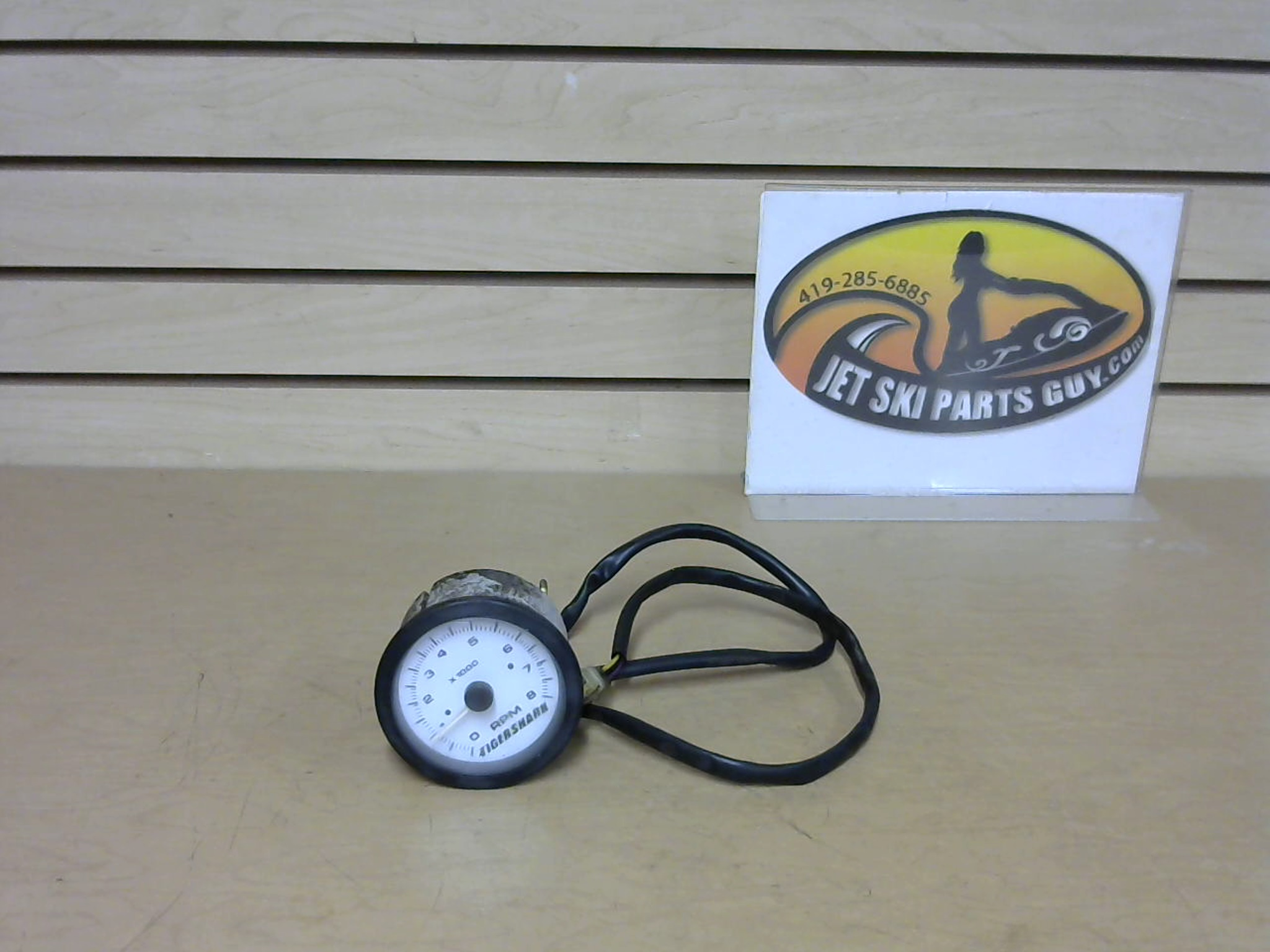 1997 Tigershark Daytona 1000 Tachometer Gauge Instrument 0620-192