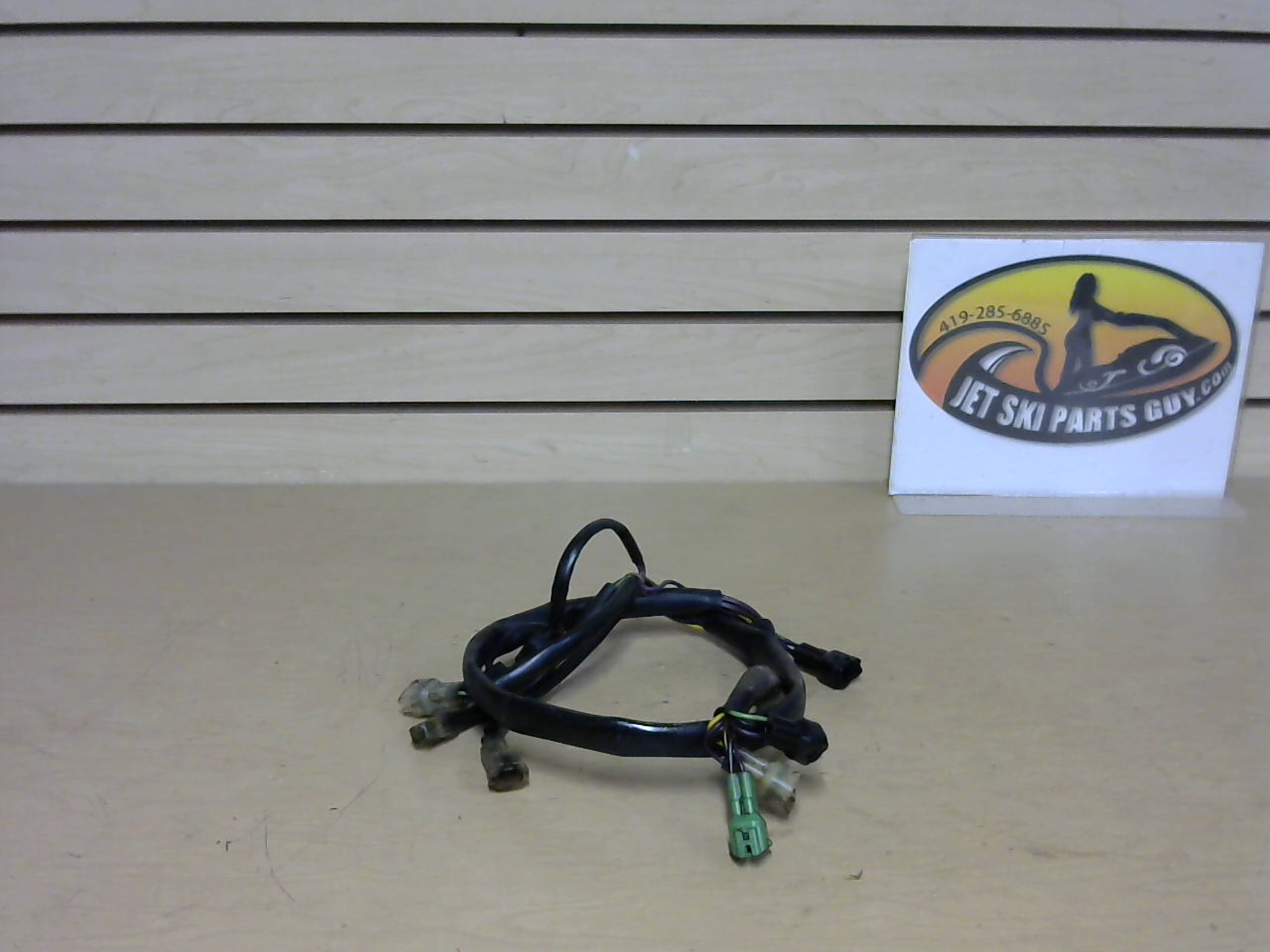 1997 Tigershark Daytona 1000 Wiring Harness 3008-498