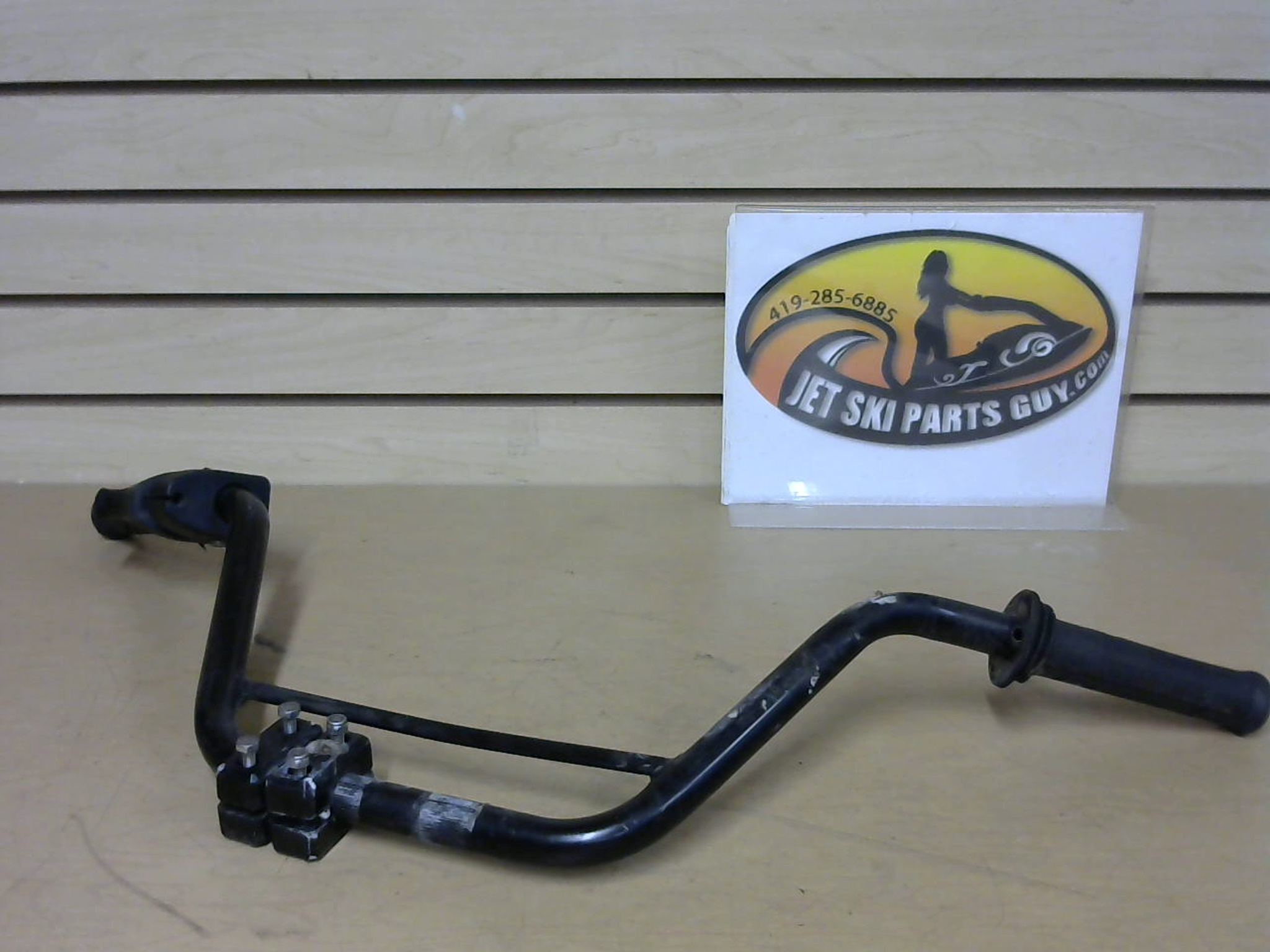 1997 Tigershark Monte Carlo 770 Handlebar with Throttle Lever 0773-018 0773-608