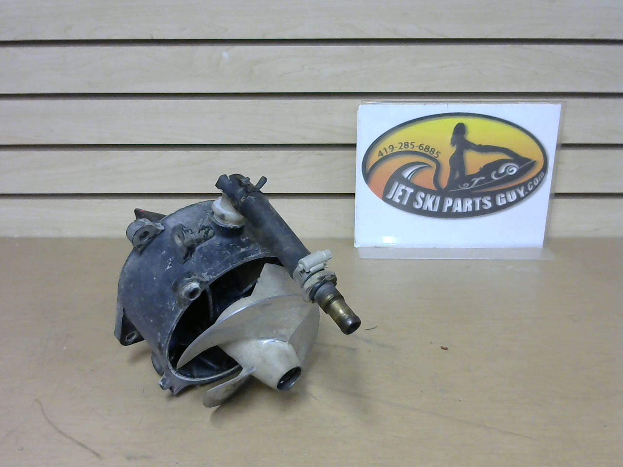 1997 Tigershark Monte Carlo 770 Nice Jet Pump Impeller Assembly 0675-138 0675-108