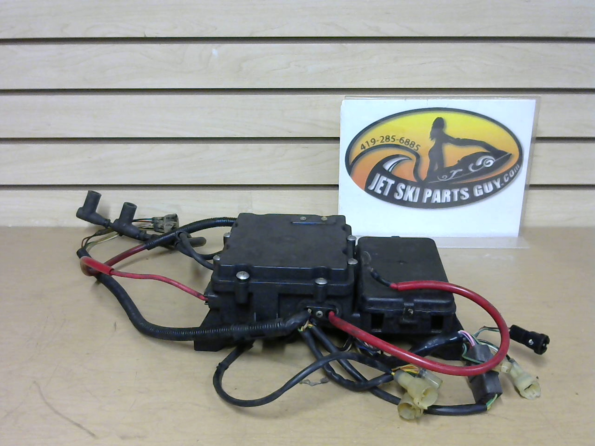 1997 Tigershark Monte Carlo 770 Tested OEM Electrical Box CDI Igniter Unit 3008-468 3008-279 3008-532