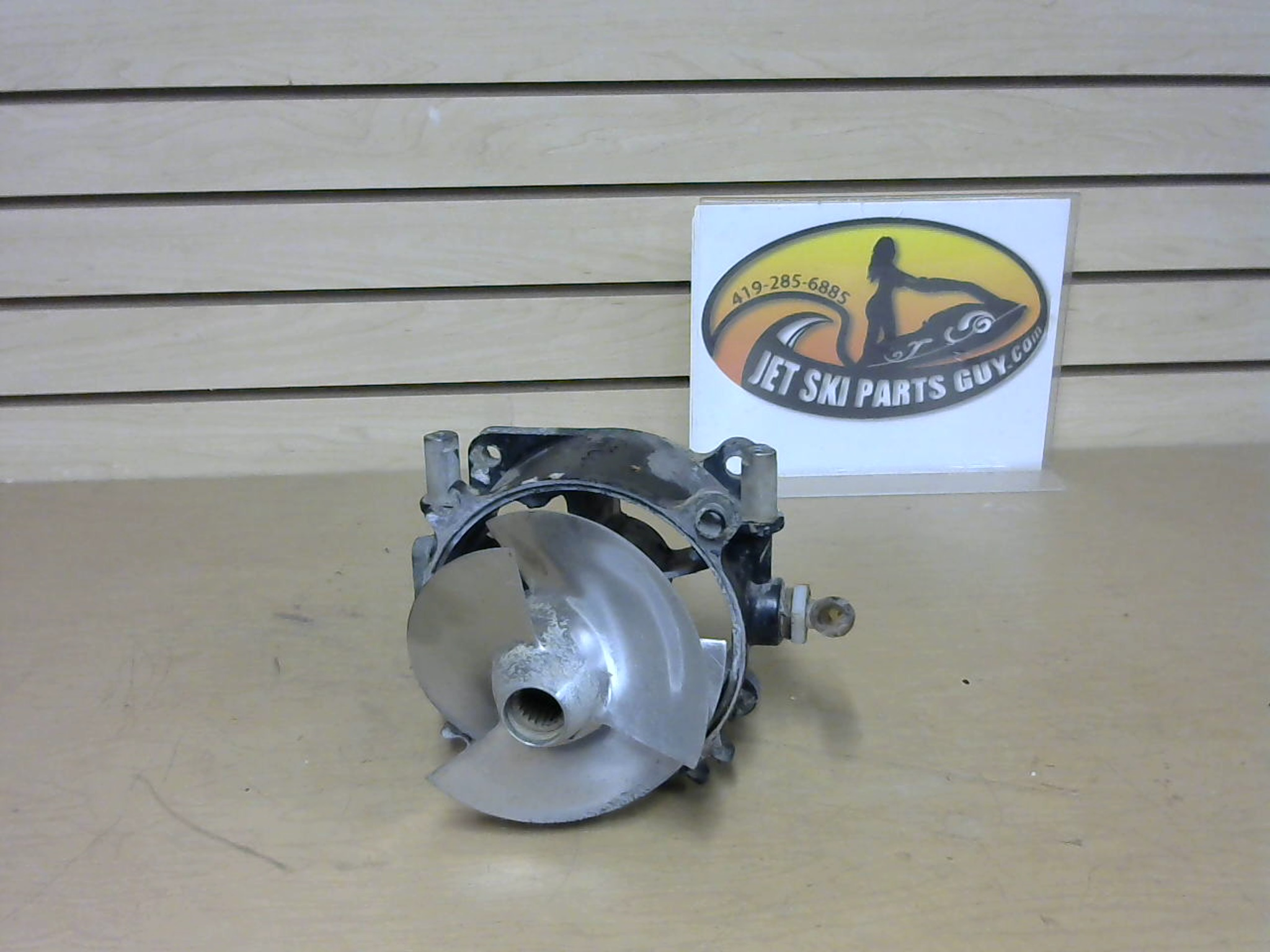 1997 Tigershark Monte Carlo 900 RARE Nice Impeller and Stator Assembly 0675-021 0675-118