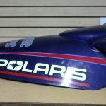 1997 Polaris SLTX 1050 OEM Front Storage Cover 5432491-242 2652191-242 2652192-242