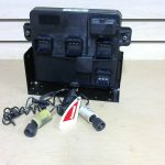 2001 Seadoo RX DI 947 OEM MPEM ECU with Two Programmed DESS Key Assembly with Rectifier 278001695 278001554