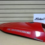 2005 Yamaha VX 110 Deluxe Red Engine Hatch Cover F1K-U517B-00-P0