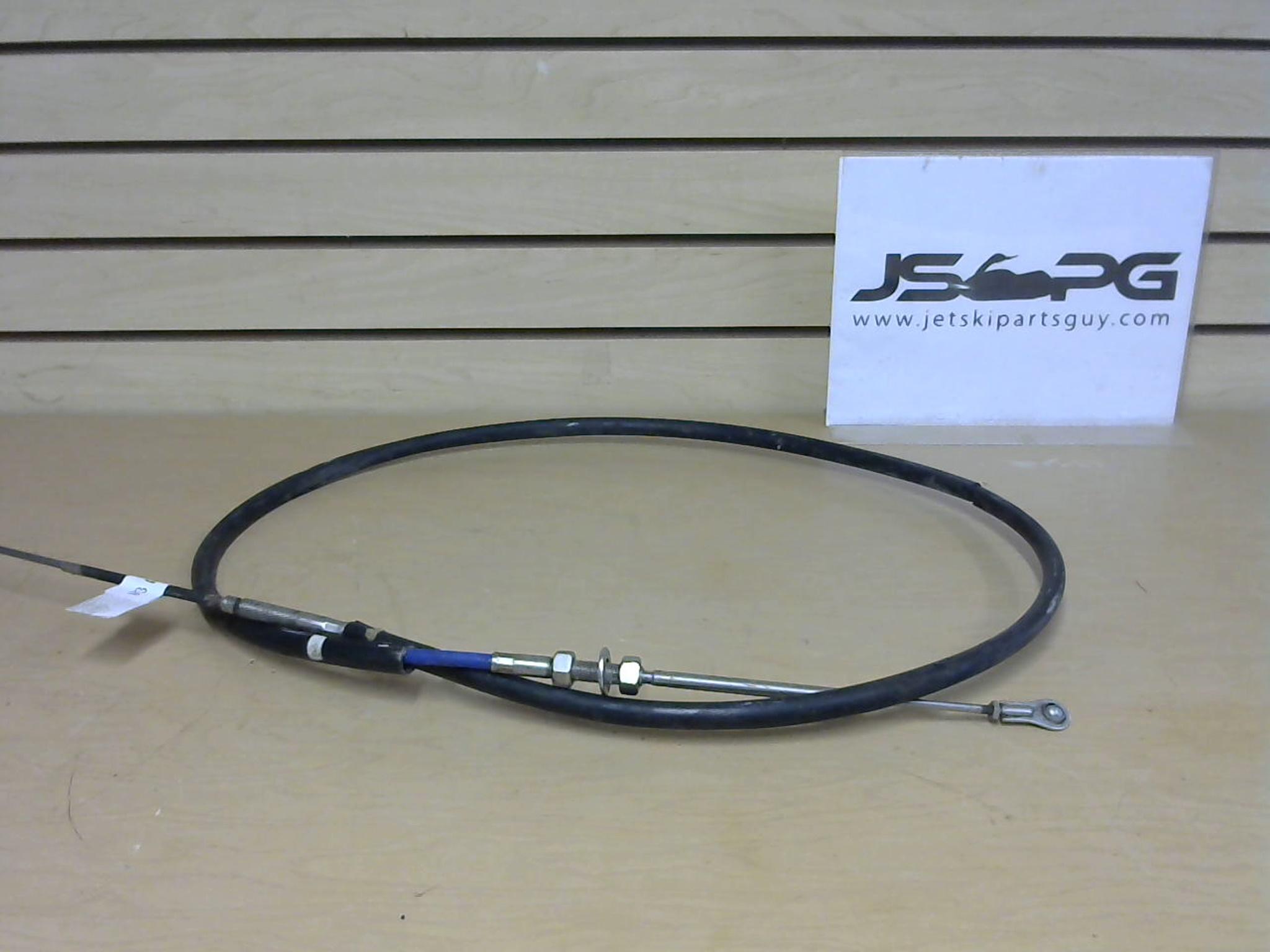 1993 Polaris SL 650 Good OEM Steering Cable with Fittings 7080435 - Used  Jetski Parts - jetskipartsguy com